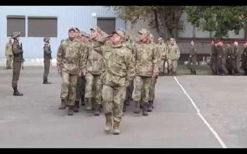 АТО, ЗСУ, новобранці, призовник, транспортна служба, Харківський військкомат