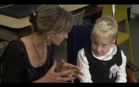діти з особливими потребами, інклюзивна освіта, Марина Порошенко, ресурсна кімната