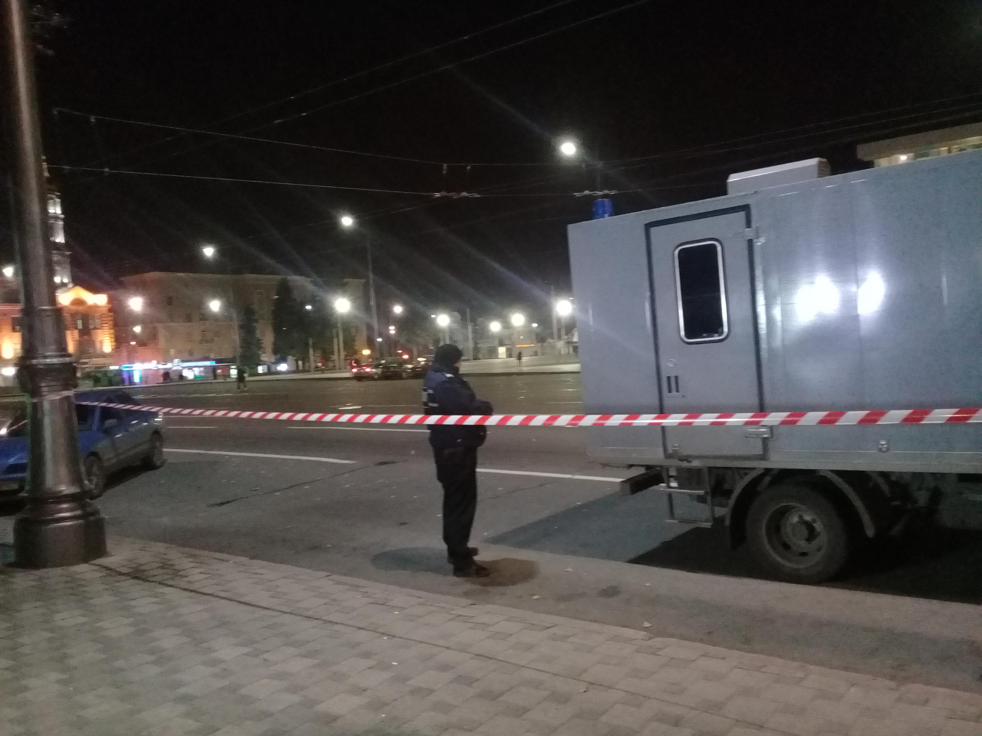 Учасник експеримету пiдозрюваний - Геннадiй Дронов