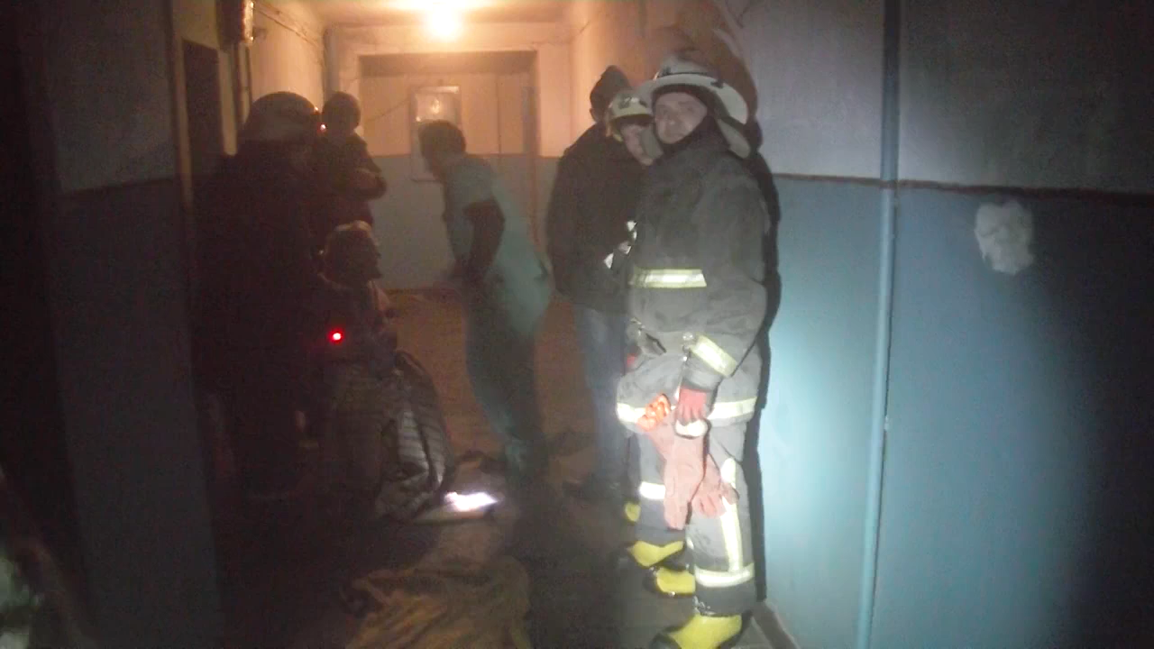 врятували, дев'ятиповерхівка, ДСНС, надзвичайна ситуація, новини Харкова, пожежа, рятувальники, харків новини