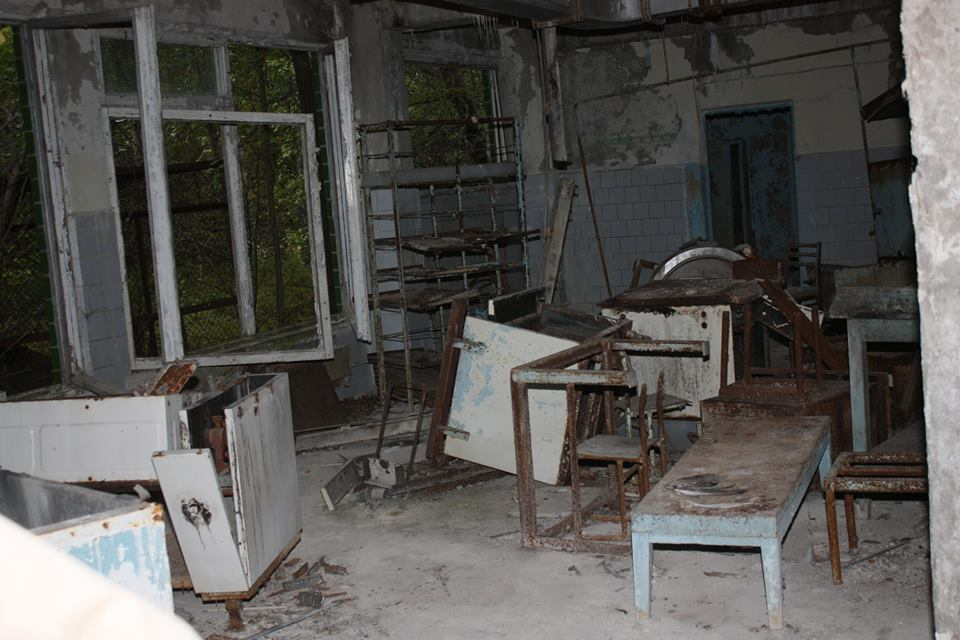 Історія зміни Чорнобиля за 30 років: Прип'ять - місто-привід