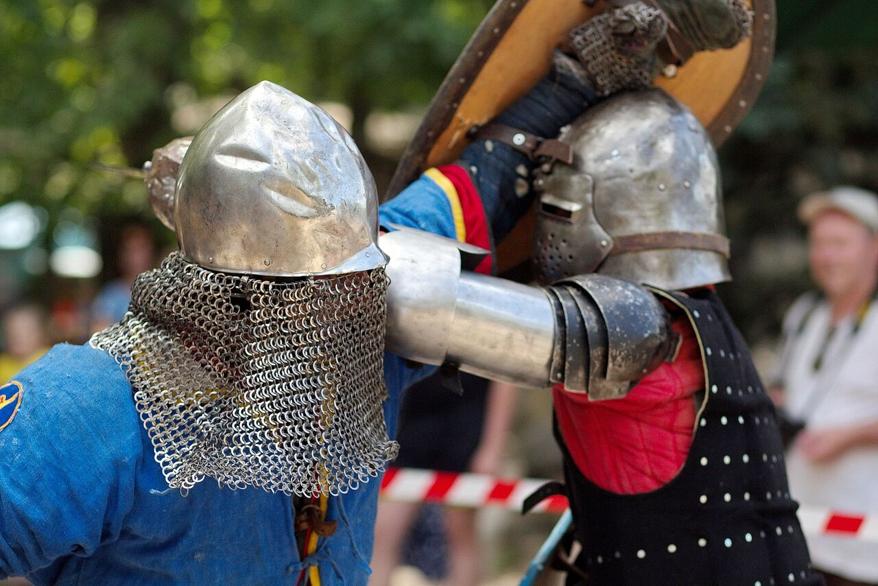 У Фельдман Екопарк пройшов середньовічний вікенд