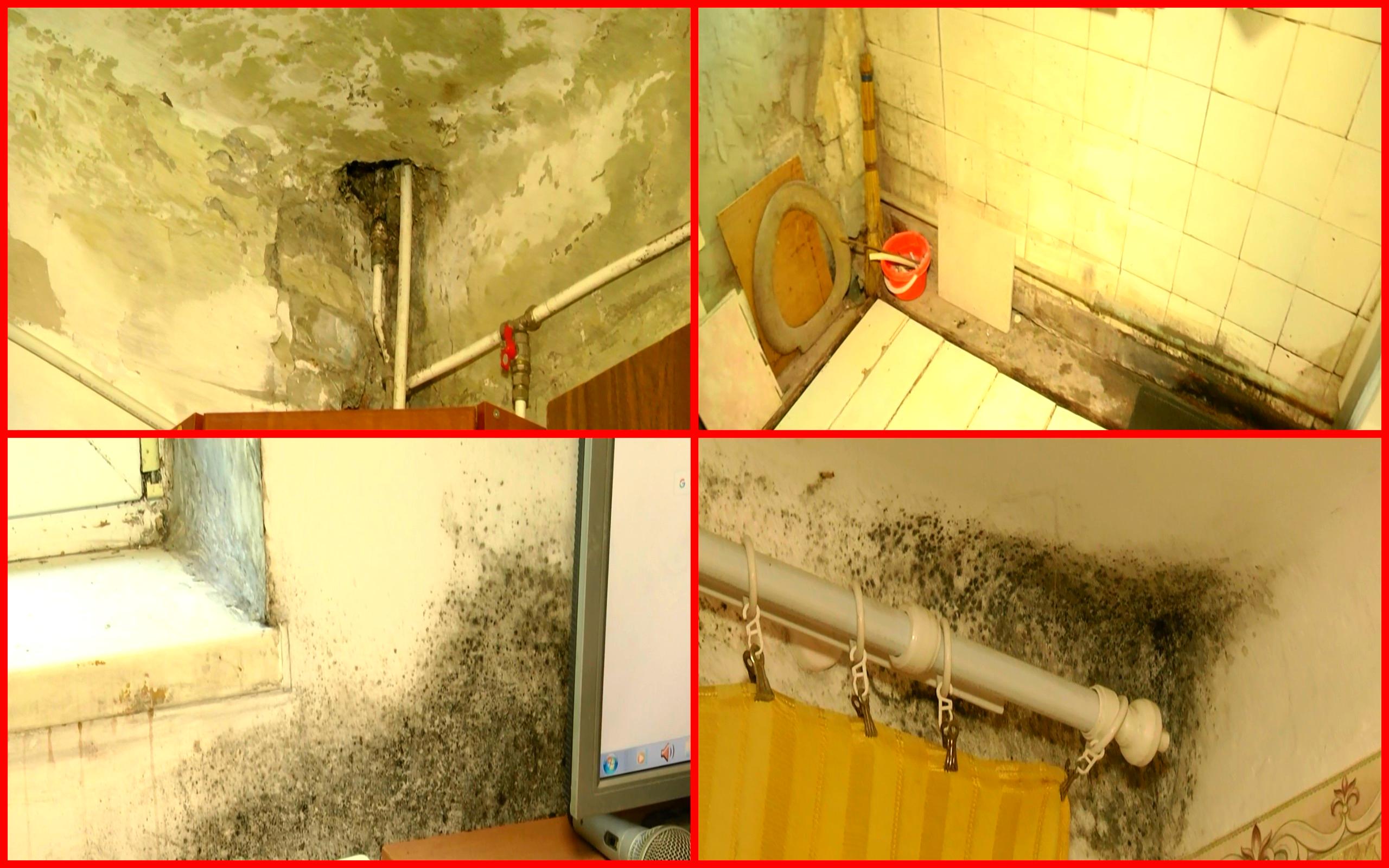 В Харькове рассыпается общежитие для незрячих - ад для 70 человек, ставших заложниками ситуации
