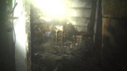 На Харківщині, у смт Буди, під час пожежі загинув охоронець