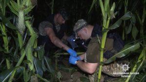 На Вінниччині чоловік кинув у поліцейського гранату