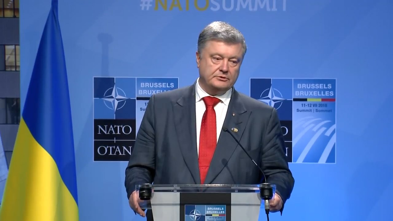 Петро Порошенкон: Під час усіх цих зустрічей питання заручників стояло в пріоритеті