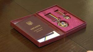 Спортсменку Еліну Світоліну нагородили орденом «За заслуги» III ступеня