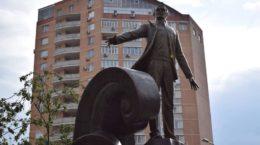 У Києві відкрили сквер і пам'ятник артисту Мусліму Магомаєву