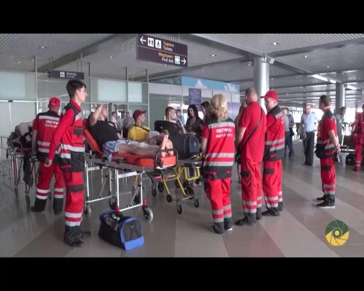 Українські бійці пройдуть лікування в Німеччині