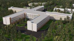 У Харкові в 2019 році почнуть будувати новий Обласний онкологічний центр