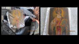 Харківські митники завадили вивезенню старовинних ікон до Росії