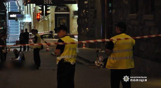 Харківський нападник на мерію вбив дружину, а потім пішов шукати жертв у центрі