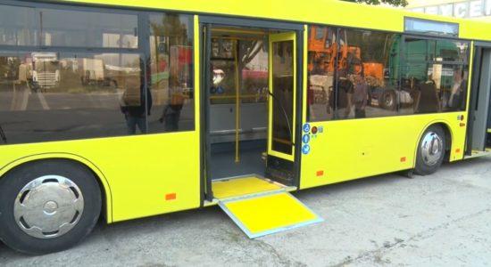 У Львові оновлюють пасажирський транспорт