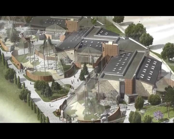 У київському зоопарку триває реконструкція