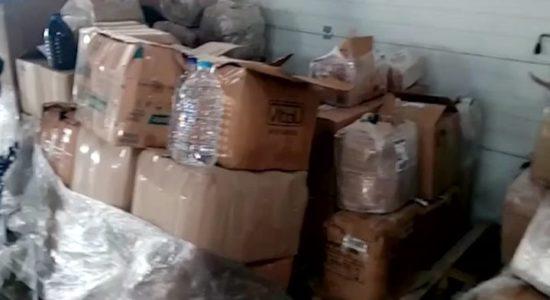В Одесі виявили велику партію контрабанди тютюну та алкоголю