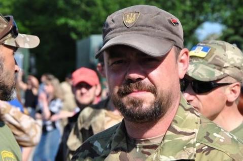 Затримали п'ятьох підозрюваних у вбивстві ветерана АТО Віталія Олешка