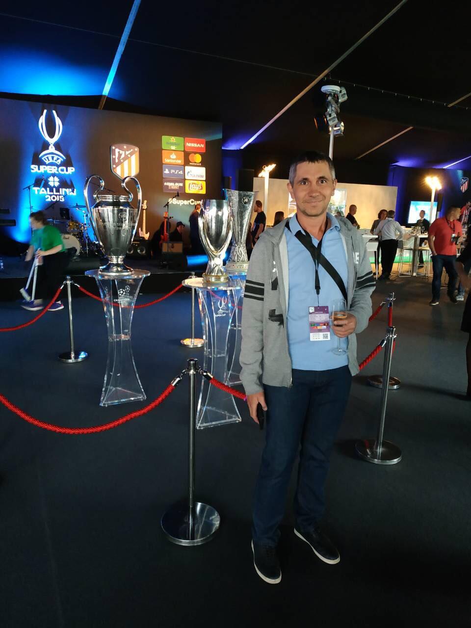 Завдяки ПриватБанку та Masterсard харків'яни безкоштовно відвідали фінал Суперкубку УЄФА 2018