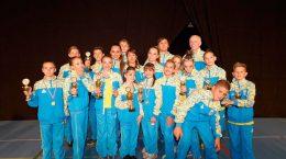 Харків'яни стали переможцями на чемпіонаті світу з акробатичного рок-н-ролу