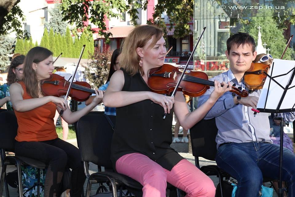 """МАСО """"Слобожанський"""" зіграє під відкритим небом у центрі Харкова (12.09)"""