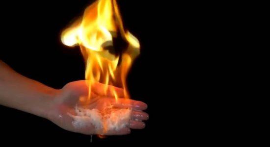 На Харківщині облив себе соляркою та підпалив