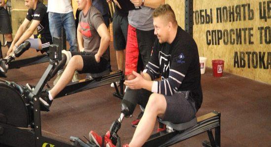 Спортивні протези для АТОвців - НАТО профінансувало програму для ветеранів