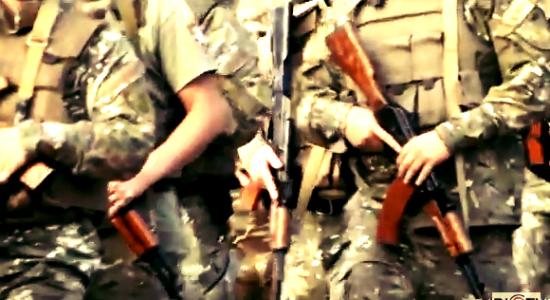 На Харківщині, у селі Занки, війна за елеватор і врожай