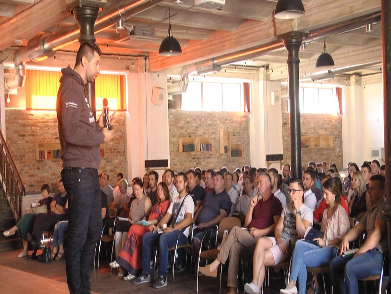 """У Харкові ПриватБанк та """"Бізнес-Інкубатор"""" провели семінар для підприємців"""