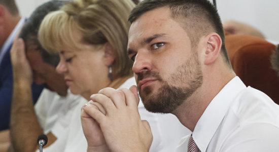 СБУ підозрюють Максима Мусєєва у державній зраді
