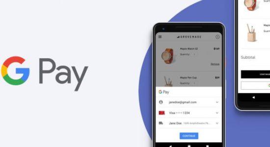 Google Pay націлився на лідерство в Україні - ПриватБанк