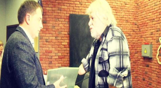У Харкові конфлікт між білоруським звукорежисером і студією звукозапису