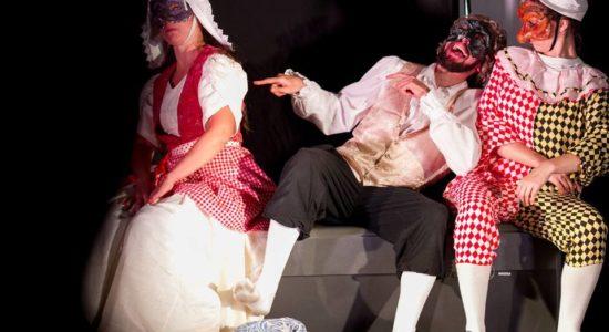 У Харкові шостий Міжнародний театральний фестиваль JOYFEST (4-7.10)