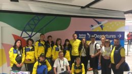 У Києві зустрічали українських нескорених з 20 медалями