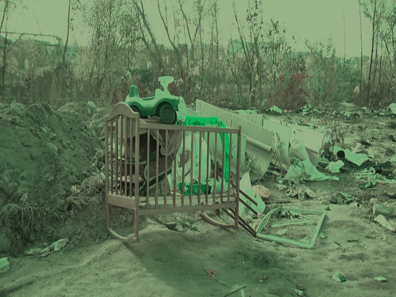 У центрі Харкова виявили локальне екологічне лихо