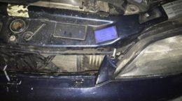 На Київщині п'яний водій (2,4 проміле) збив дітей на узбіччі й втік