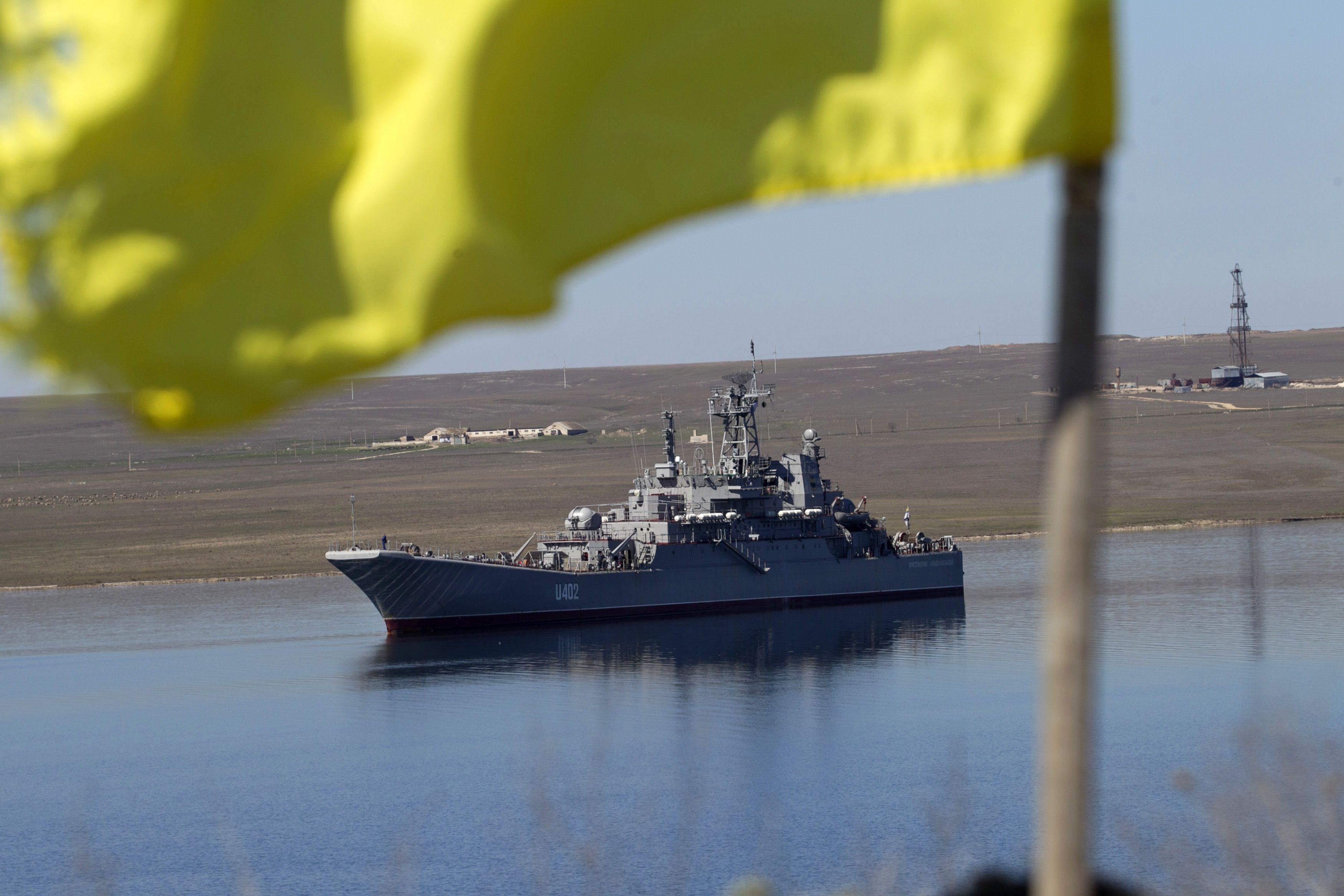 Інформація про українських моряків, які потрапили в російський полон