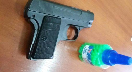 У Харкові стрілянина у школі з іграшкового пістолета