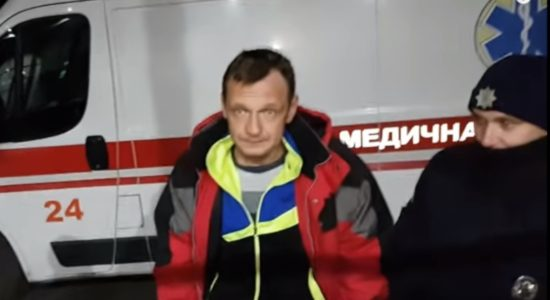 У Миколаєві на виклик про ДТП приїхали п'яні водії швидкої