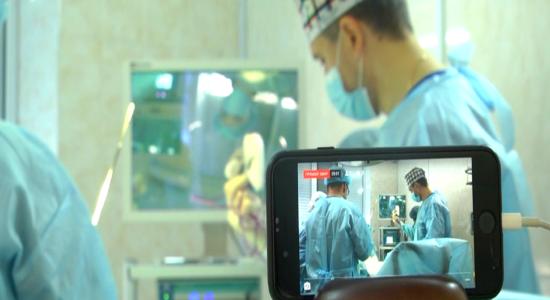 В Інституті медичної радіології НАМН України відбулася міжнародна зустріч лікарів-онкогінекологів