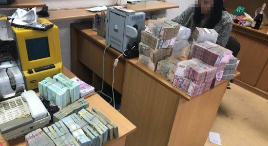 В Одесі викрили конвертаційний центр з багатомільйонним обігом