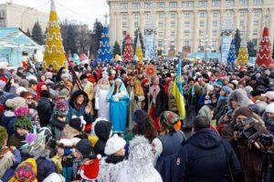 Всеукраїнський Вертеп-фест у Харкові збирає учасників зі всієї України