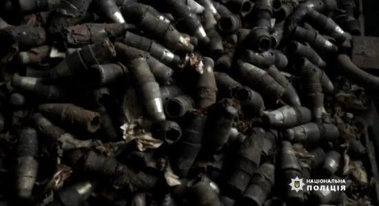15 тонн детонаторів серед металобрухту знайшли у Нікополі