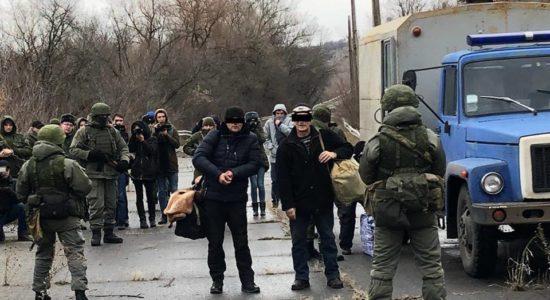 Із окупованого Луганська передали 42 засуджених