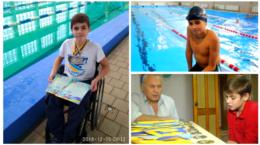 Особливий спортсмен з Харківщини став майстром спорту з плавання в 11 років на Чемпіонаті України