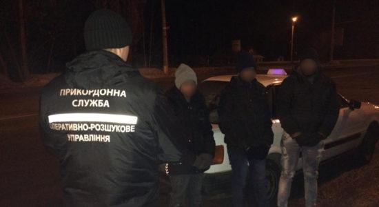 Прикордонники виявили канал переправки іноземців через Сумщину