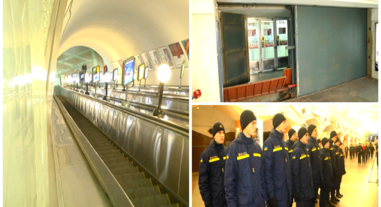 У Харкові тестували підземку на випадок авіанальоту