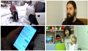 У Харкові з'явилося соцтаксі для людей з інвалідністю - благодійний проект Леоніда Балдіна та УКЛОН