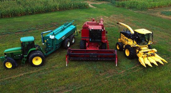Українські аграрії придбали за допомогою ПриватБанку вітчизняної агротехніки на 1,5 млрд грн
