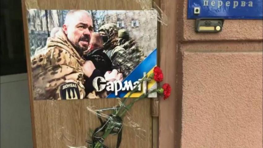 V Khar'kove zaderzhali podozrevayemogo v zakaze ubiystva aktivista Vitaliya Oleshko