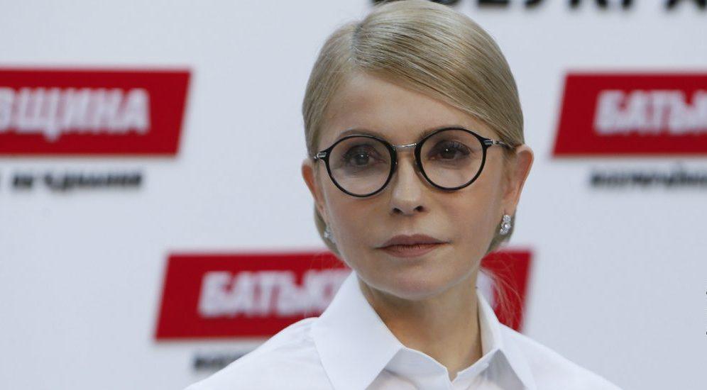 """Юлия Тимошенко: """"Батькивщина"""" победила в последней репетиции перед президентскими выборами"""