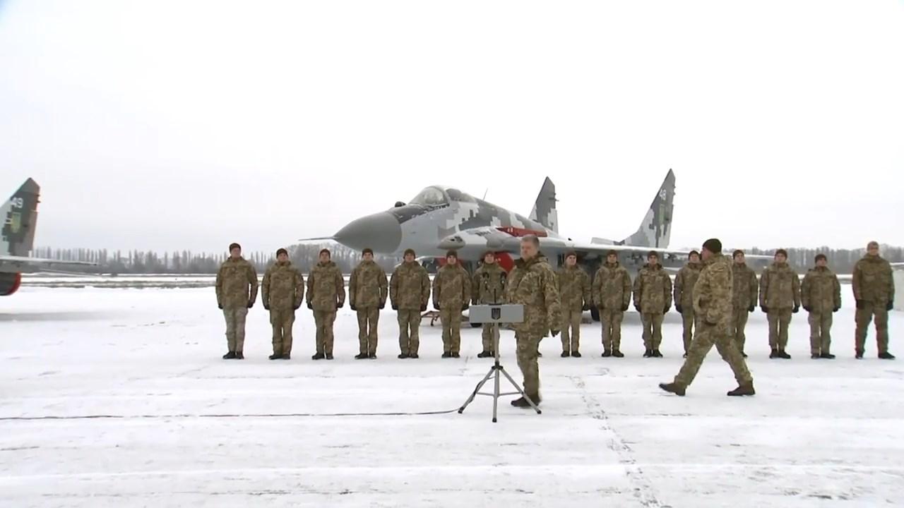 Збройні сили України отримали потужну військову техніку